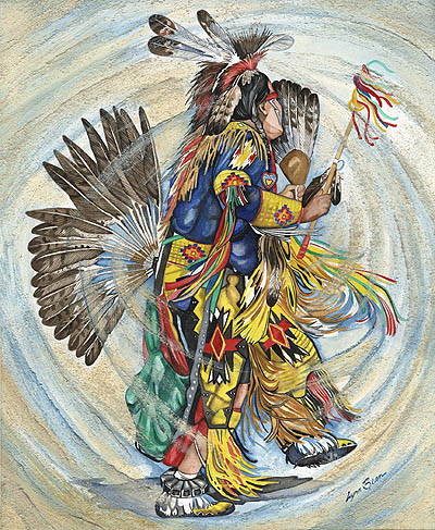NATIVE DANCER 2.