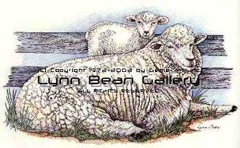 LYNN BEAN ART GALLERY and STORE: ART, APPAREL, FIGURINES and